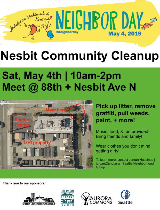 Nesbit Community Cleanup