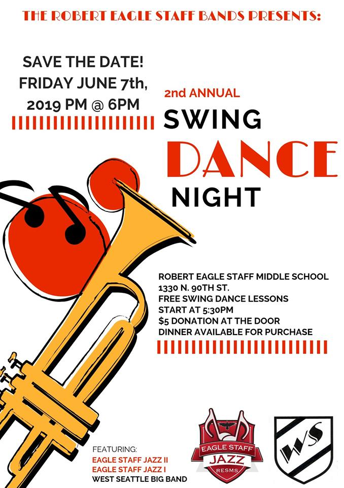 2nd Annual Swing Dance!