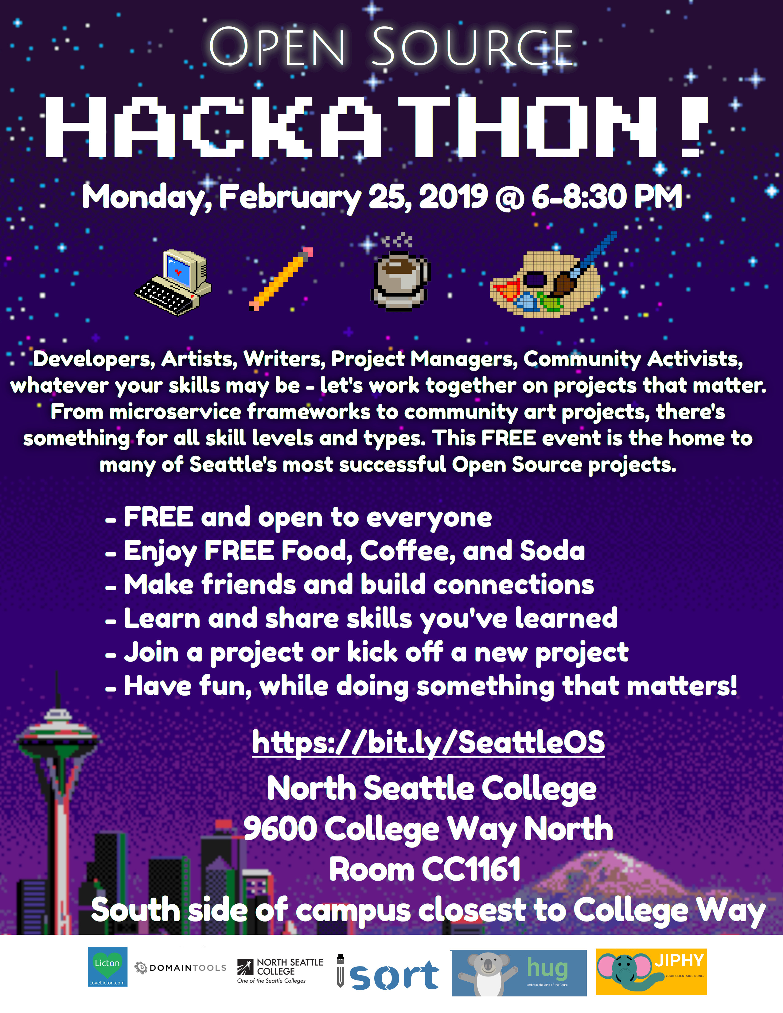 Open Source Hackathon!