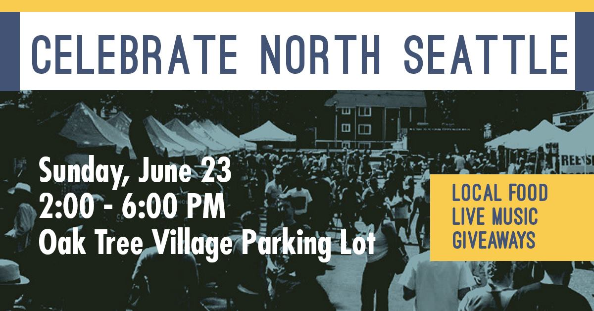 Celebrate North Seattle