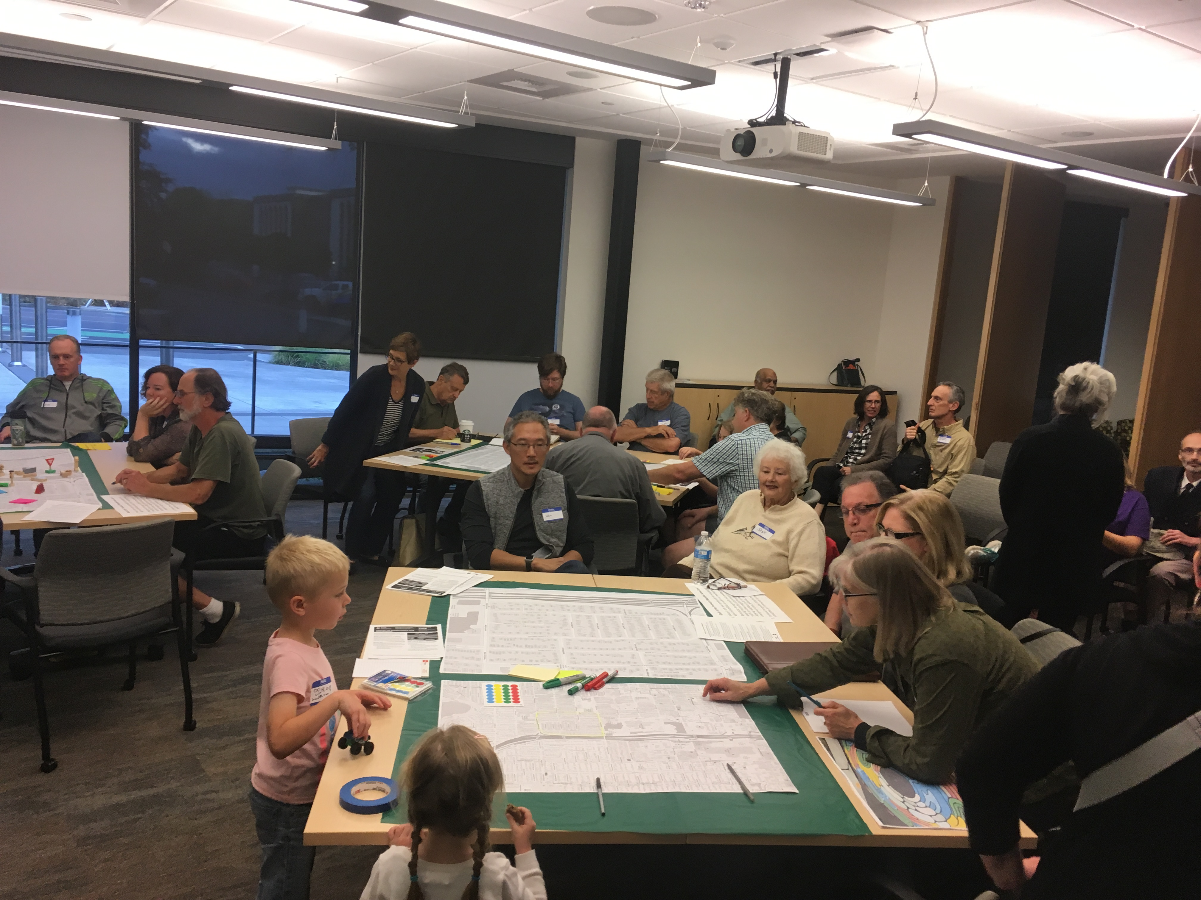 Home Zone meeting draws in community